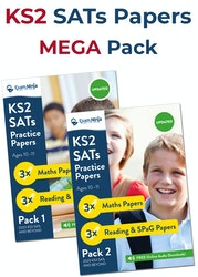 KS2 SATs Practice Papers MEGA Pack
