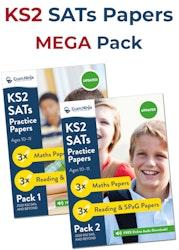 KS2 SATs Papers & Year 6 SATs Revision Guides - ExamNinja co uk